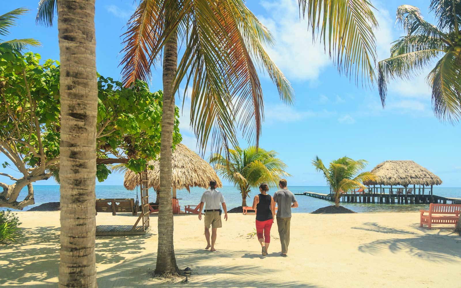 St. Georges Caye Belize