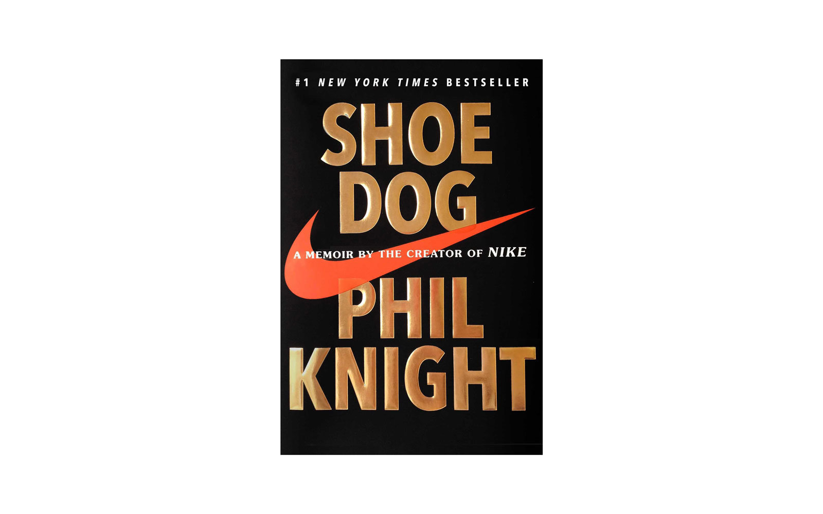 Shoe Dog by Phil Night
