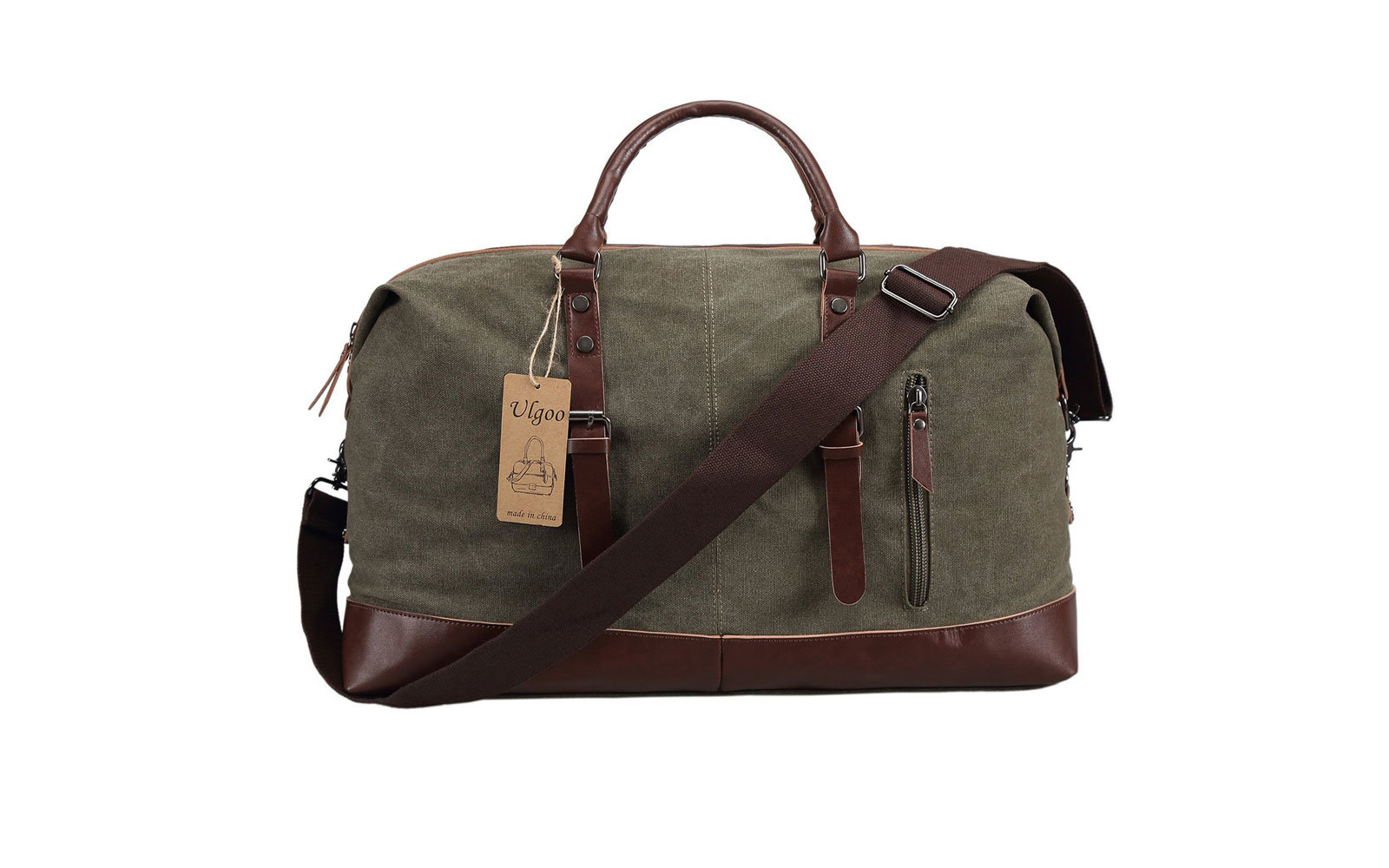 Ulgoo Travel Duffel Bag Canvas Bag