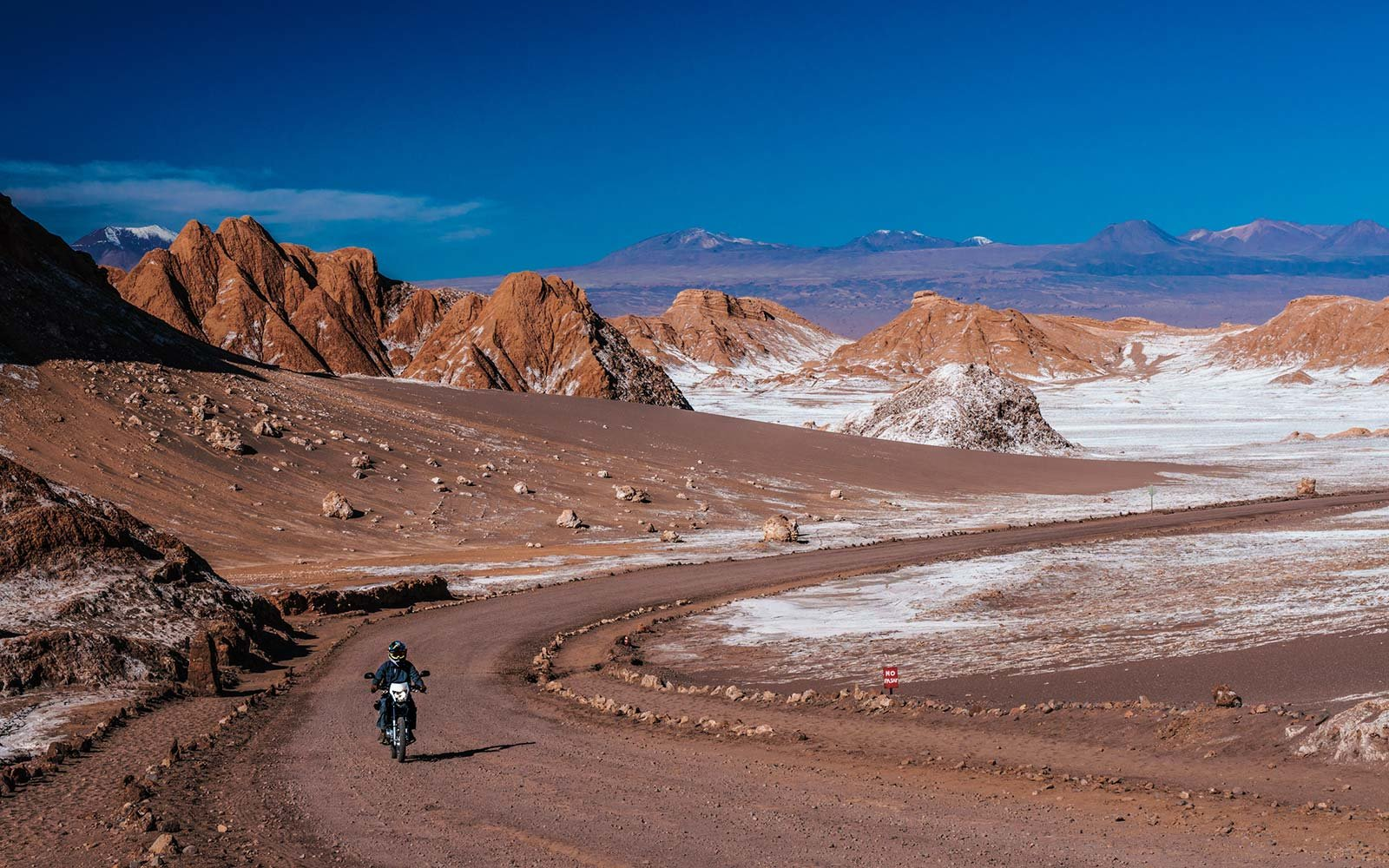 Why The Atacama Salt Flats Are Like Nowhere Else On Earth