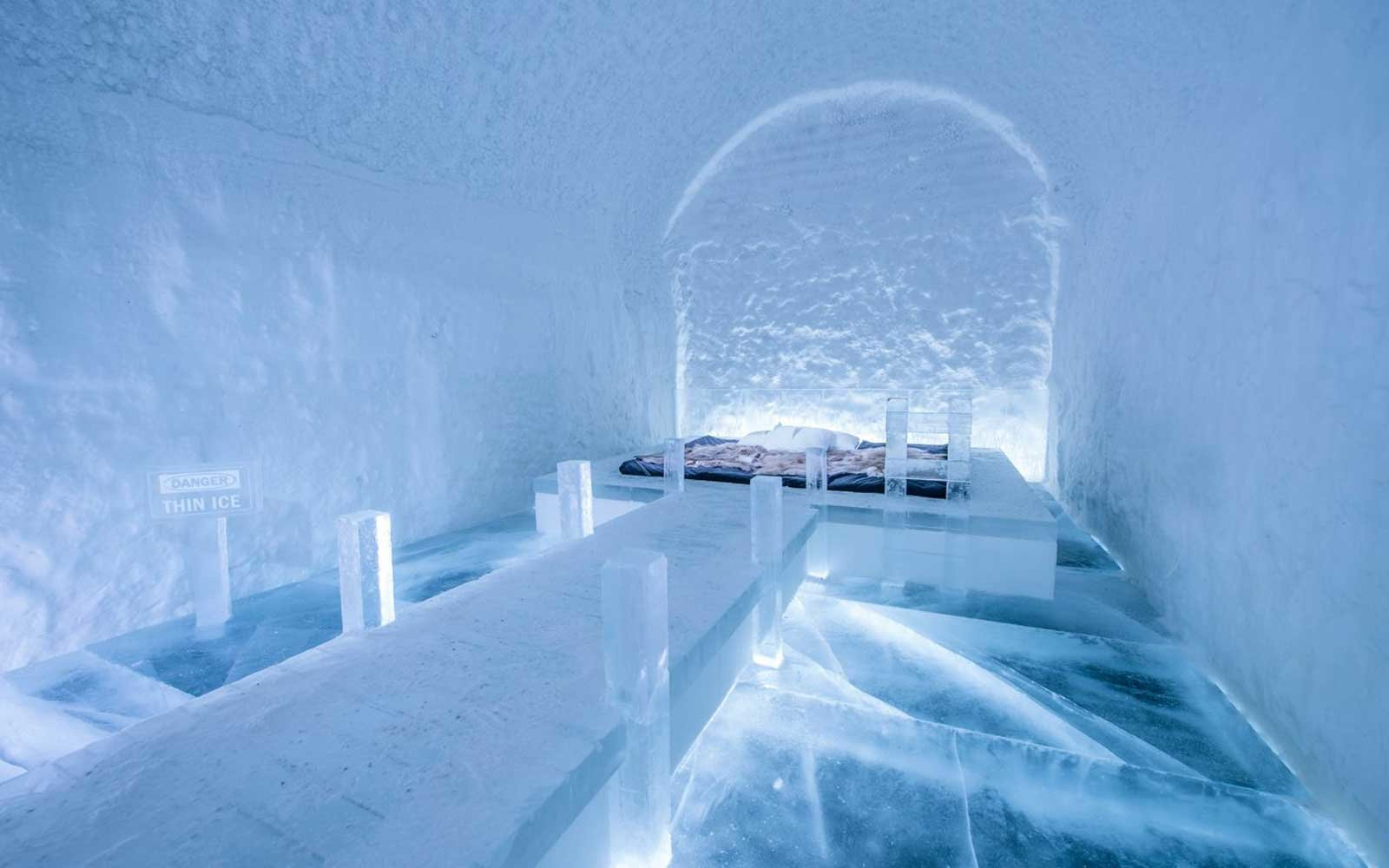 Step Inside Sweden's Astonishing Ice Hotel For Winter 2019