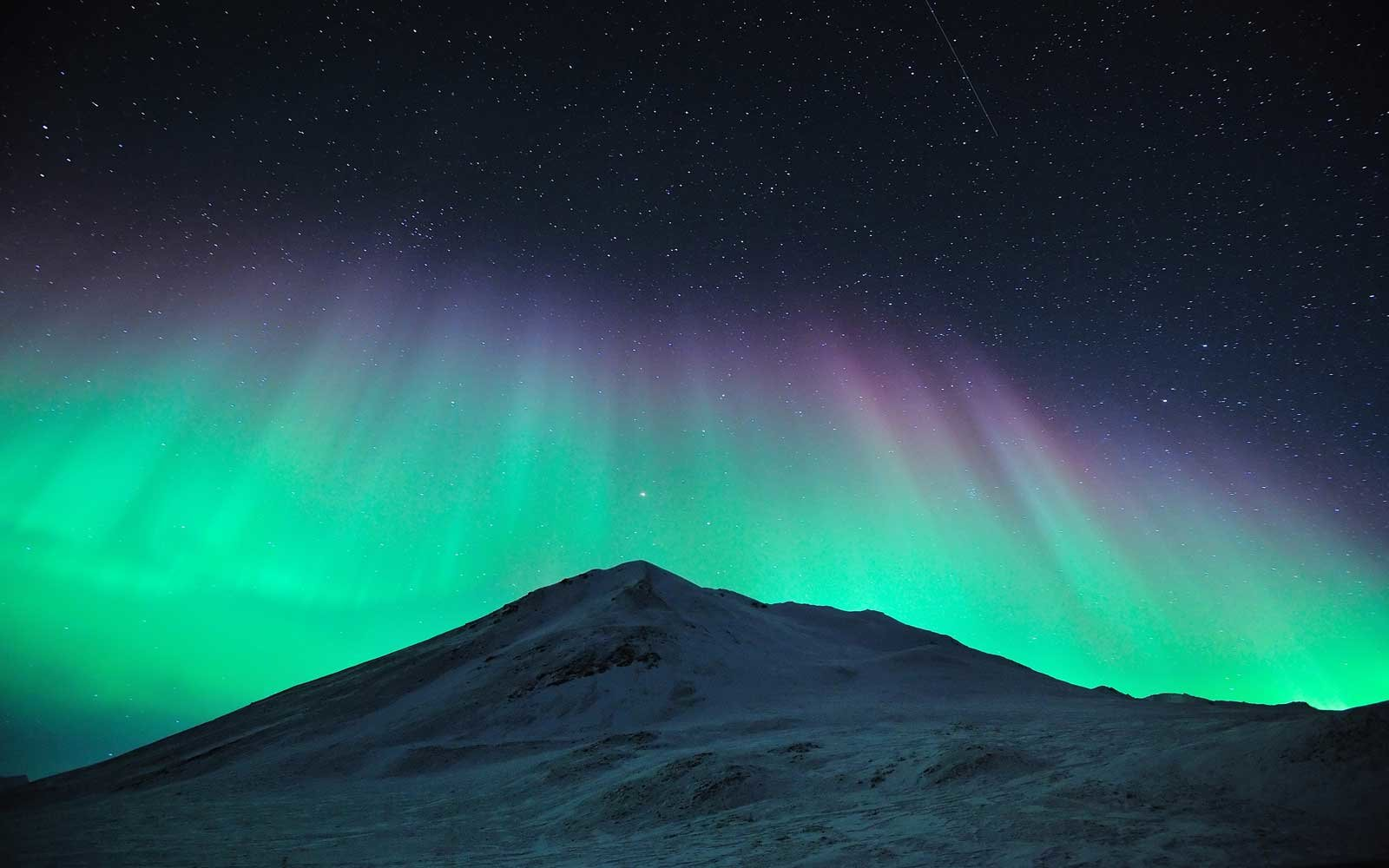 The Best Places To See The Northern Lights In January Travel Leisure
