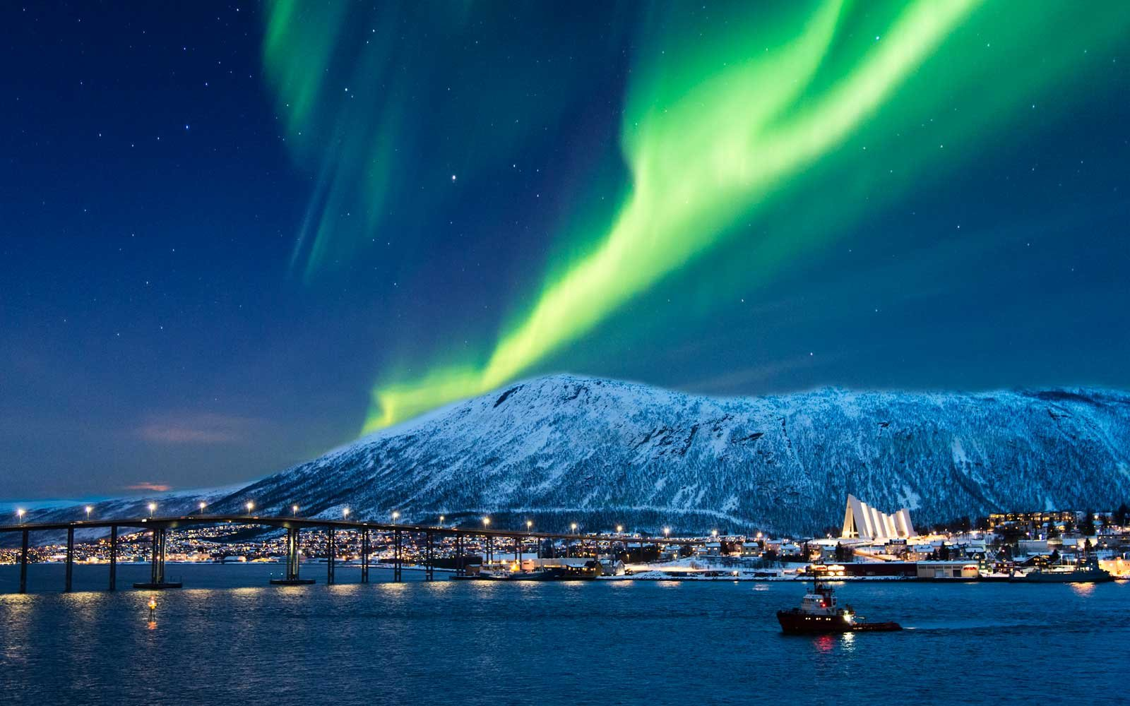 Northern Lights Tromso Norway