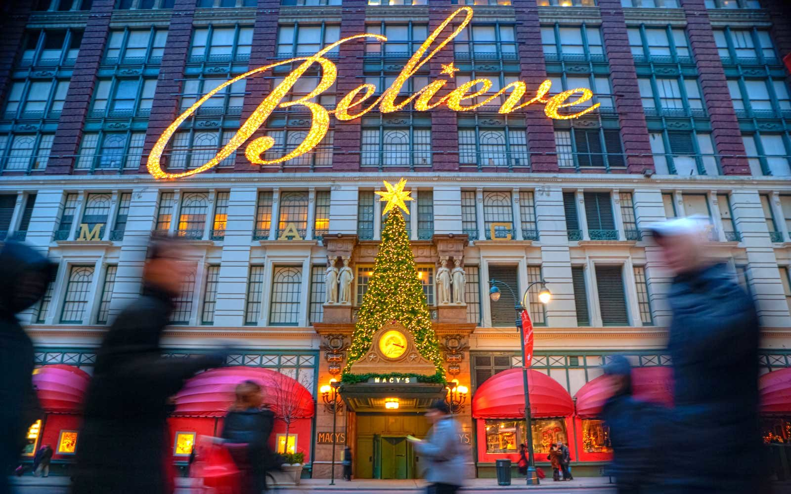 Macy's department store in New York City