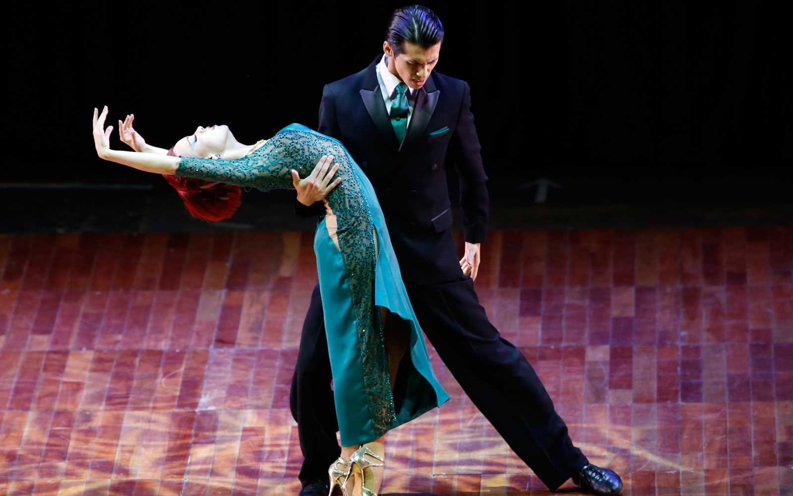 Buenos Aires Tango Festival & World Championship 2016