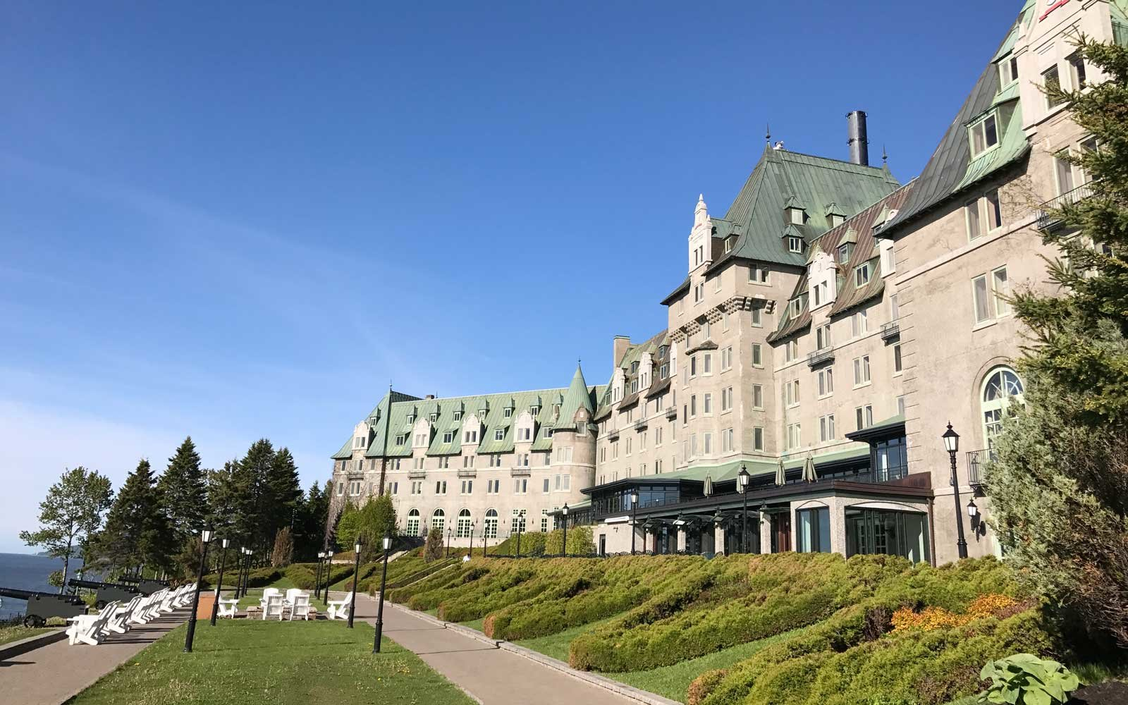 Fairmont Le Manoir Richelieu in La Malbaie, Quebec
