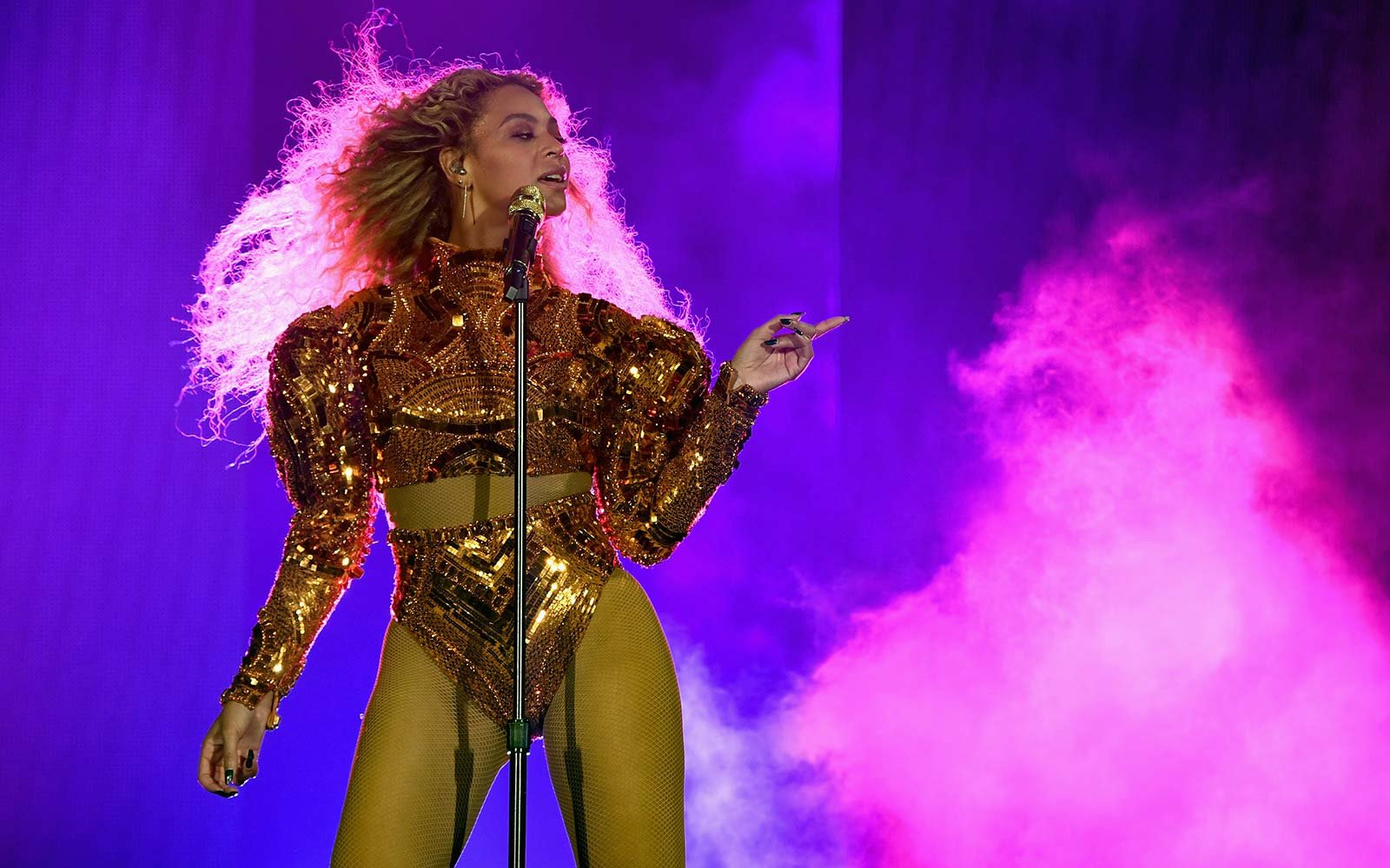 Beyonce, Eminem and The Weeknd to headline Coachella 2018
