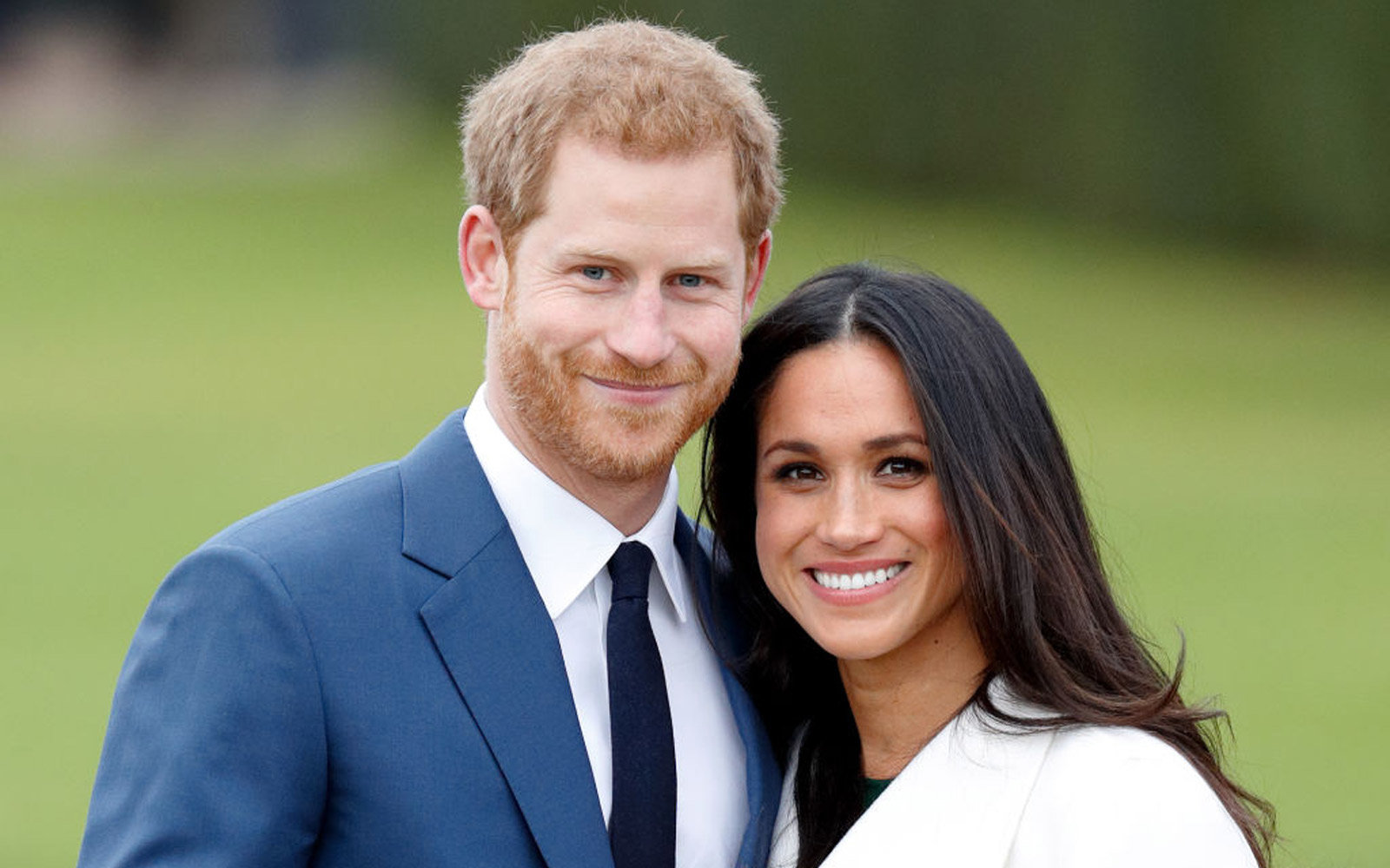 Announcement Of Prince Harrys Engagement To Meghan Markle