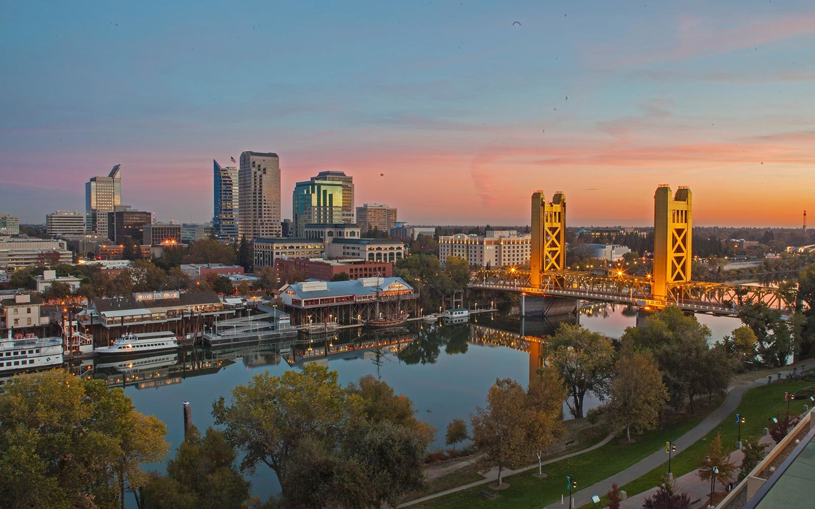 If You Loved Lady Bird This Insider S Guide To Sacramento Is For You Travel Leisure