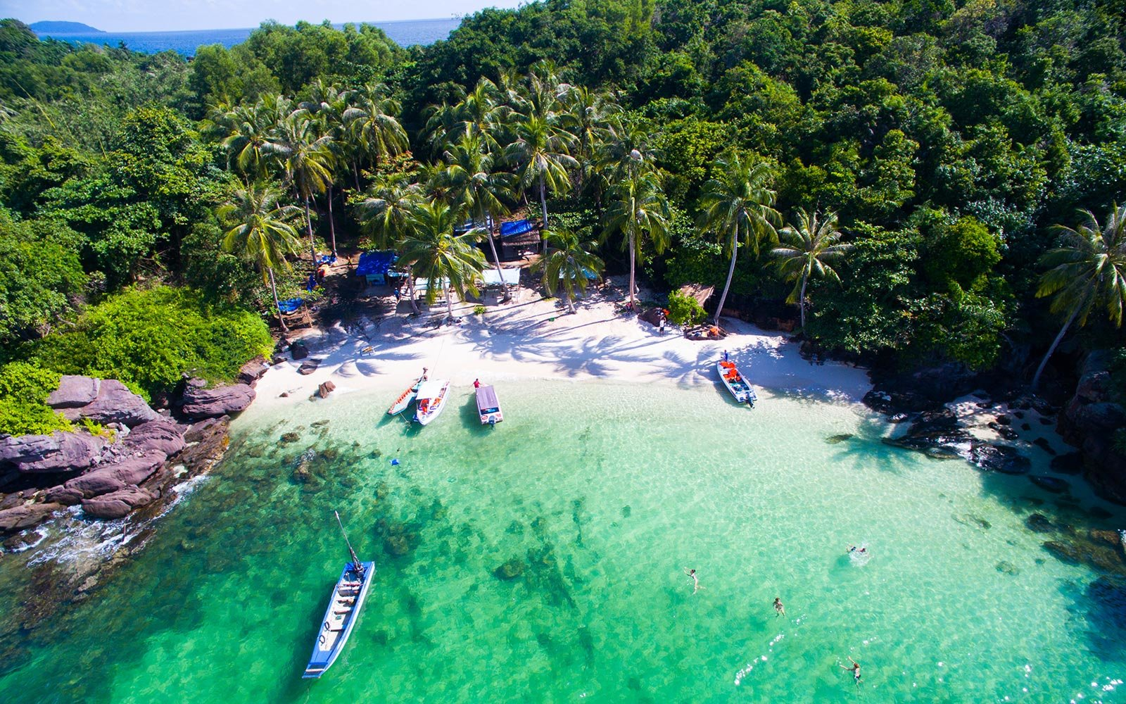 Best Tropical Island To Visit In January