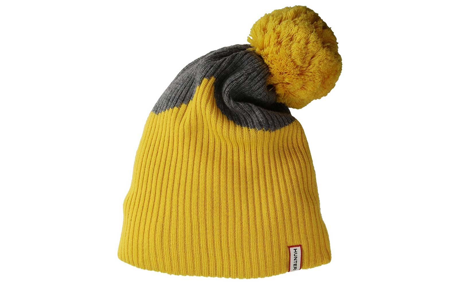 Pom Pom Beanie by Hunter