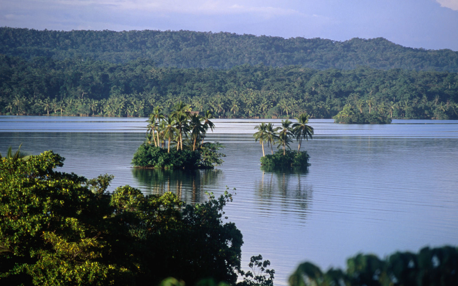East Rennell, Solomon Islands