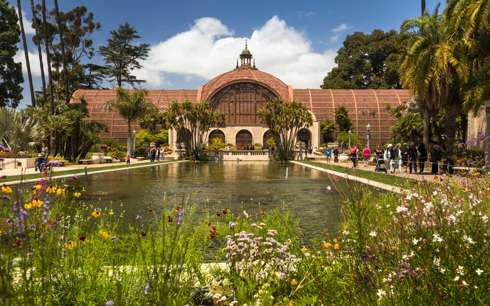 Balboa Park in San Diego, California