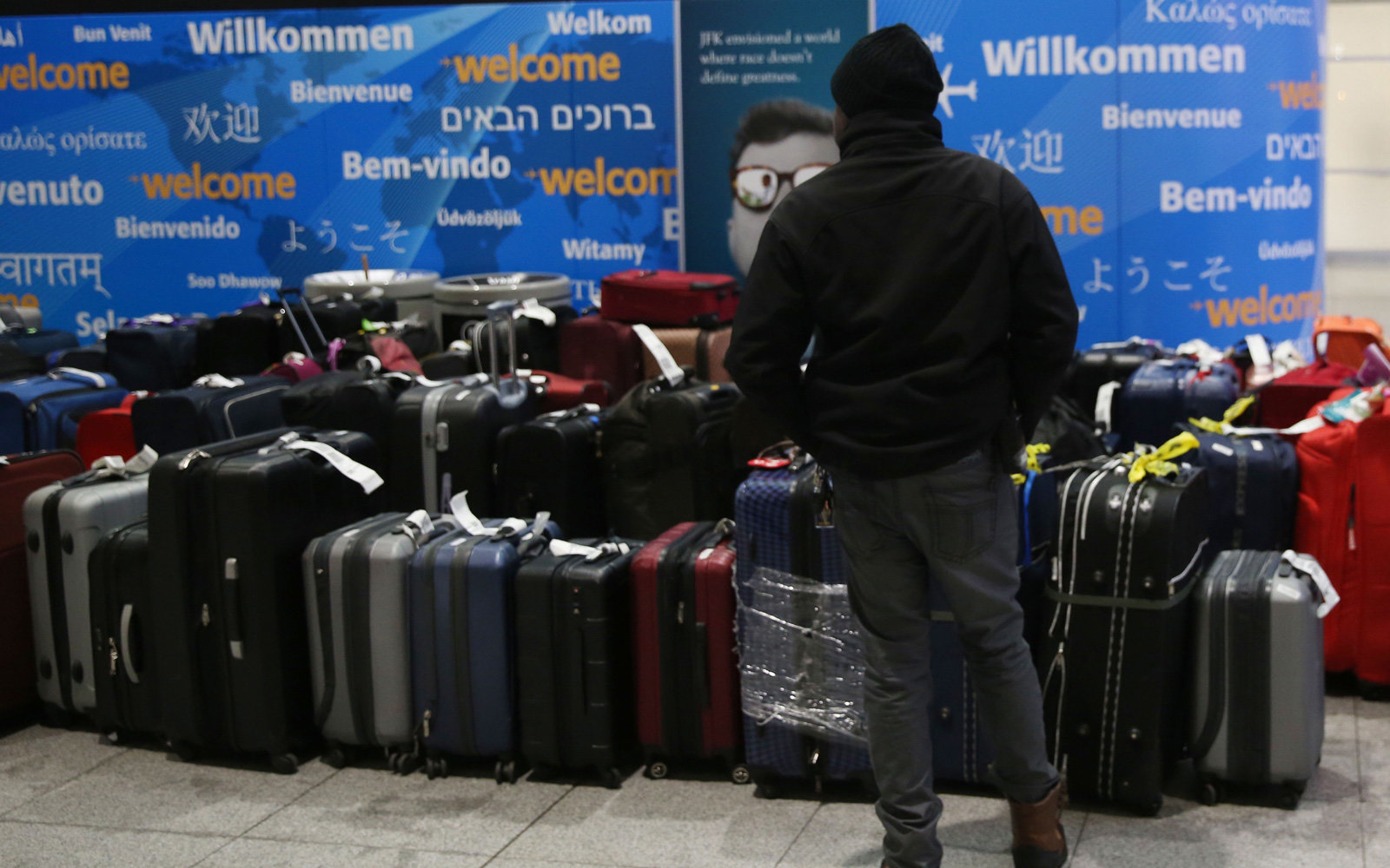Investigation launched after freeze and flood shut down JFK Terminal