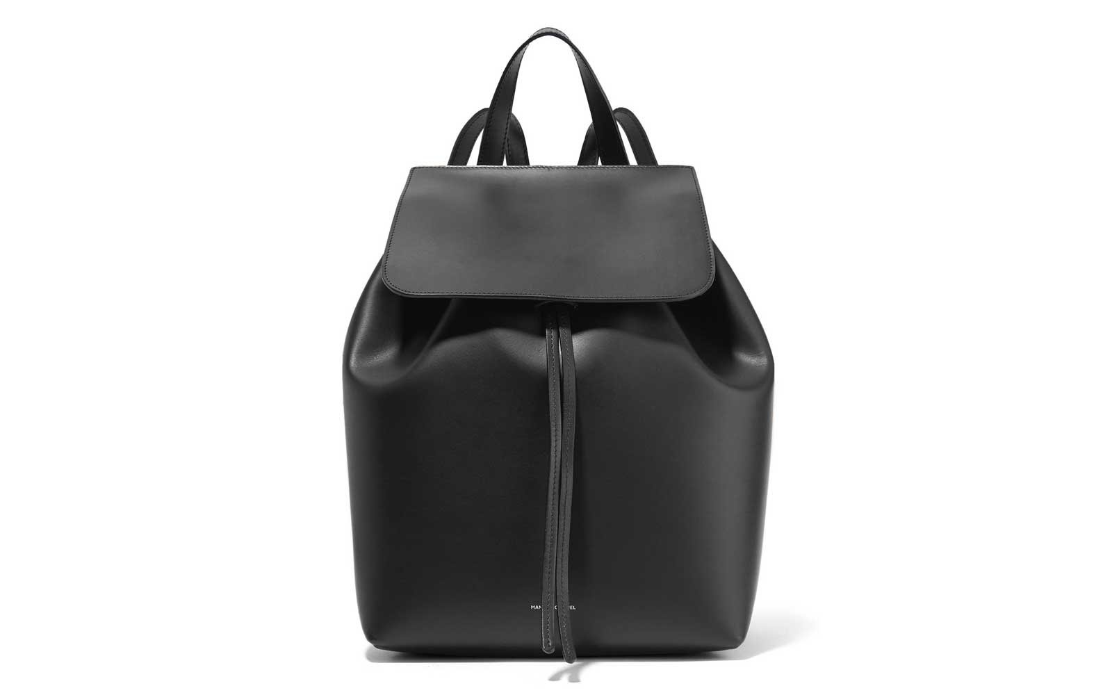 aa03a6733f38 Best Leather Backpacks - Black