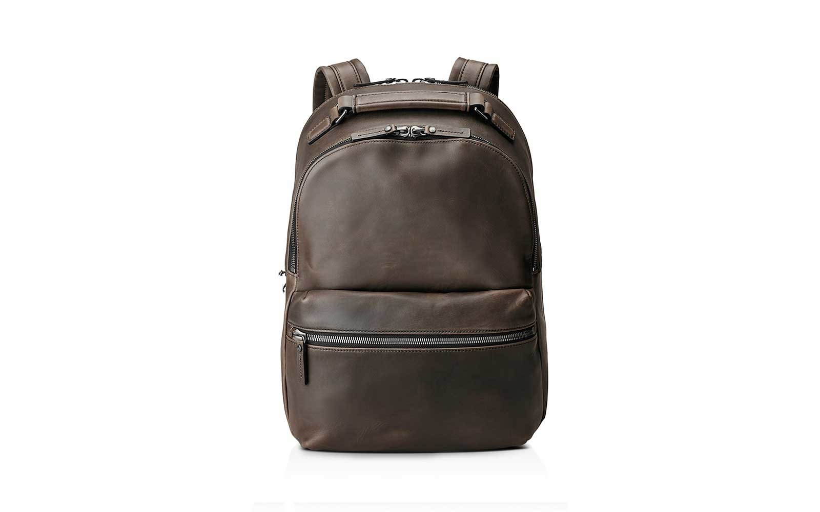 a3b39470a Best Leather Backpacks - Black