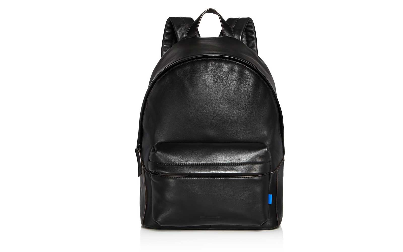 c6cc449c79 A Classic Zip  Uri Minkoff. Leather Backpacks