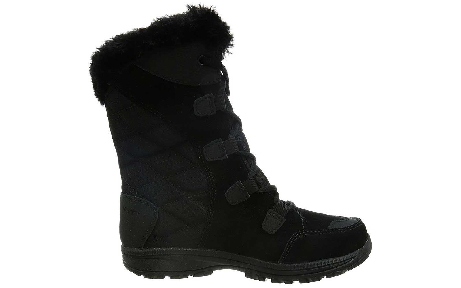 Lightweight snow boots