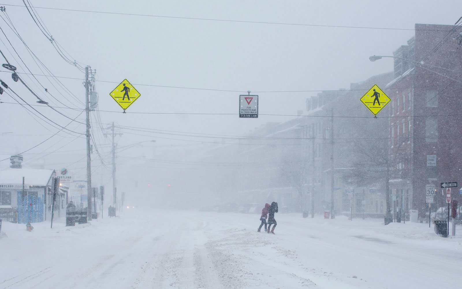 Snowstorm, deep freeze leaves 4 dead in US South