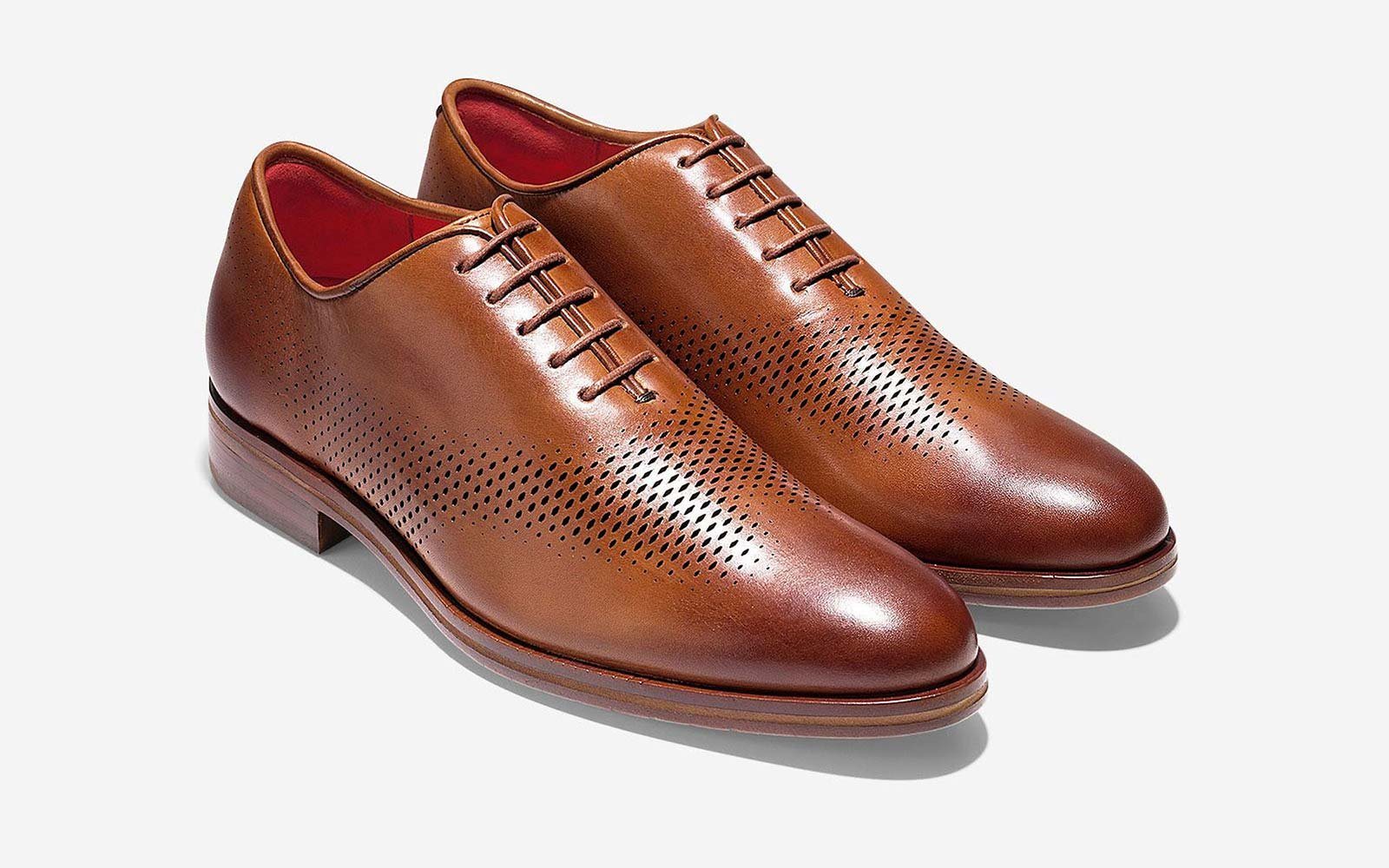 Cole Haan Wingtip Oxford Shoe