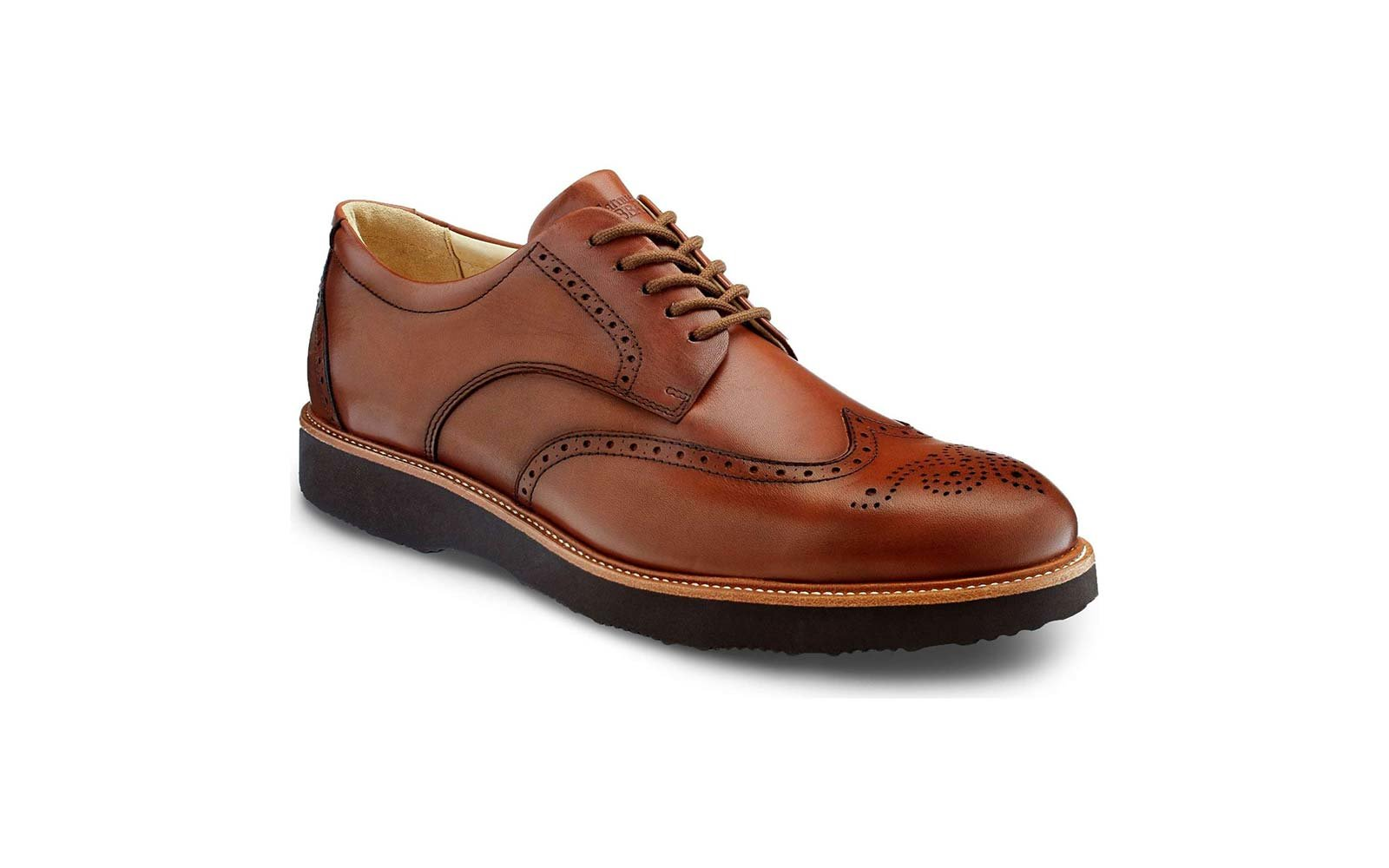 Samuel Hubbard Wingtip Oxford Shoe