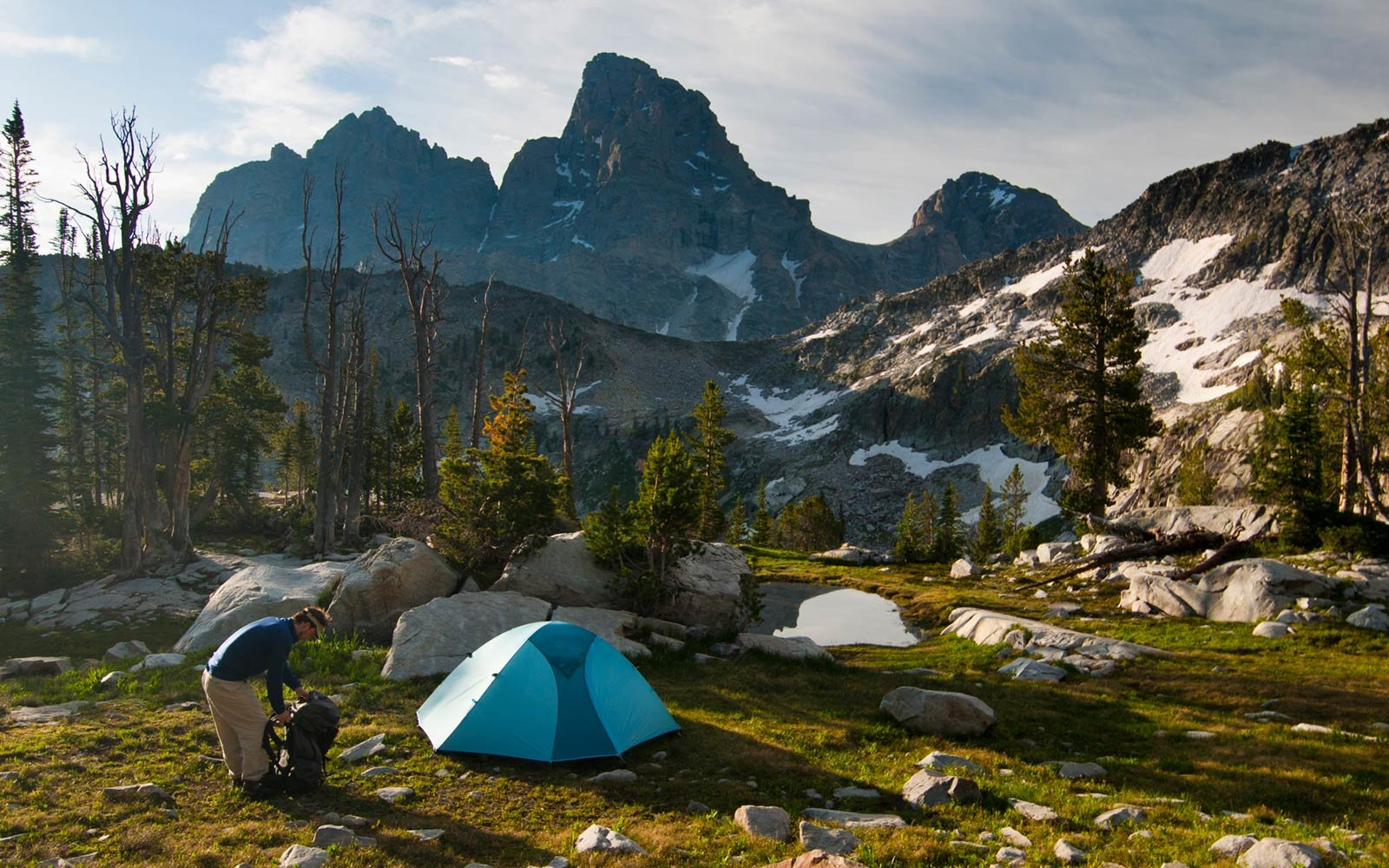 24 of the Most Scenic Places to Camp in the United States