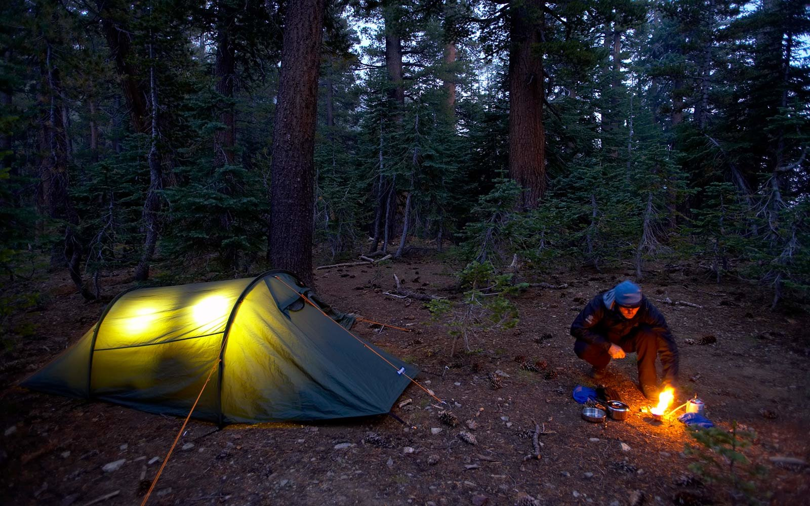 The 24 Most Scenic Places to Camp in the United States | Travel +