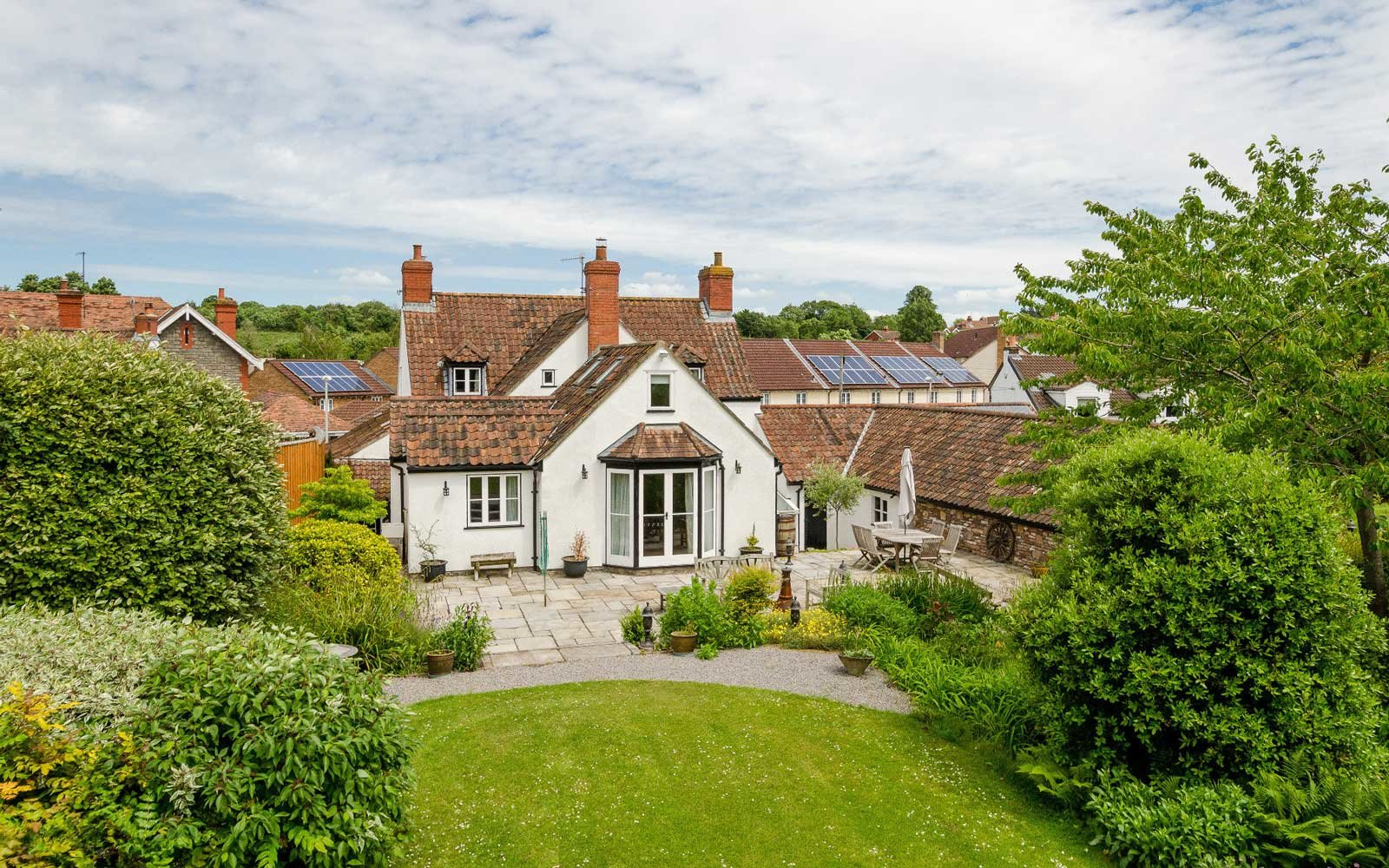 Home being raffled near Bristol, UK