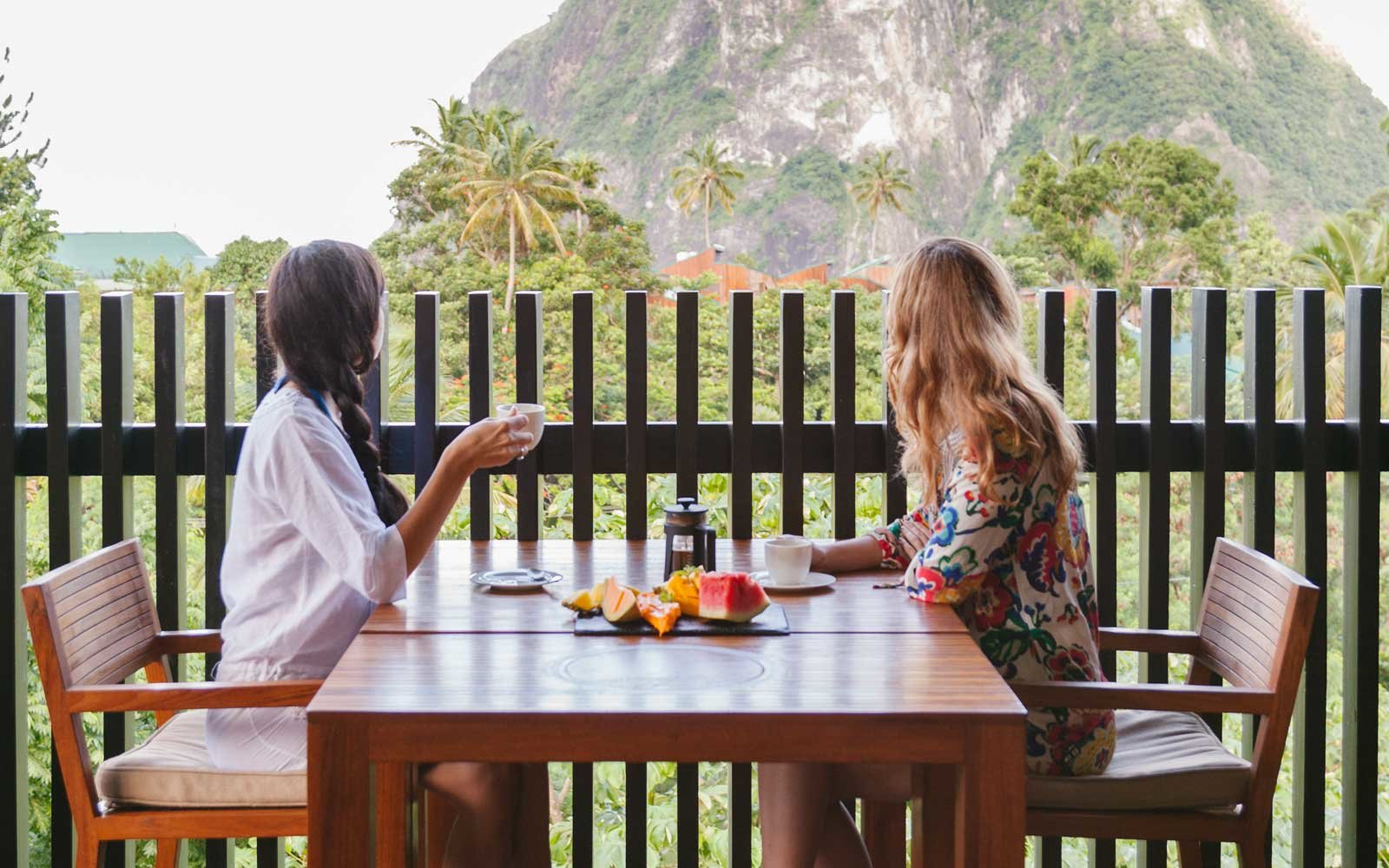 How to Eat Your Way Across St. Lucia Like a Celebrity Chef