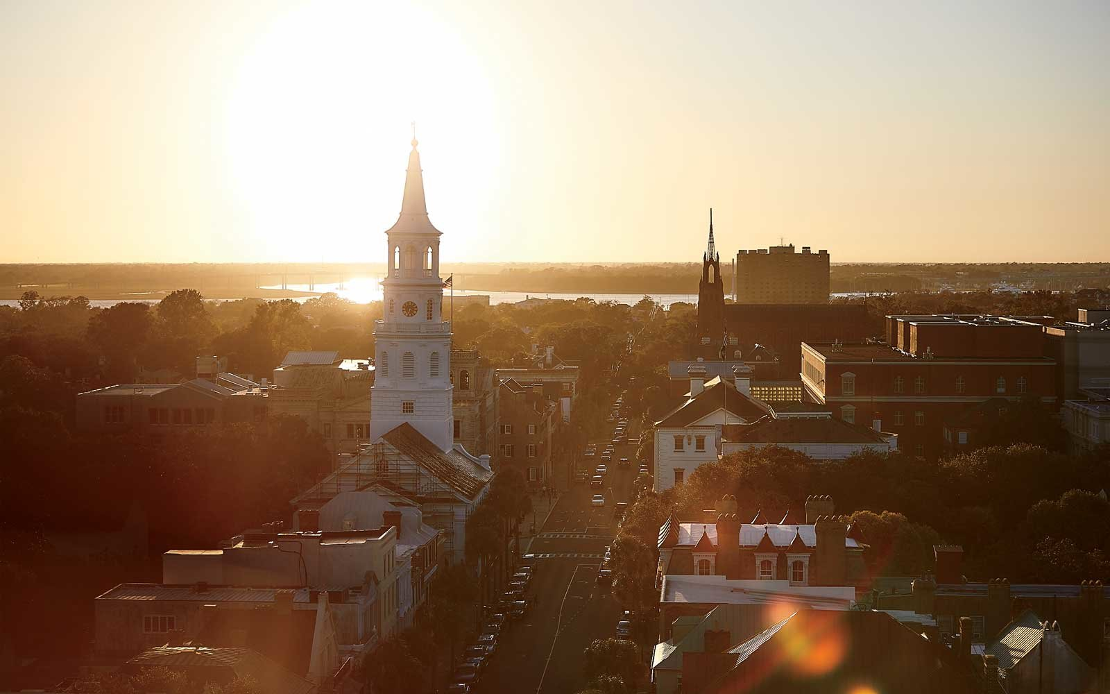 How Charleston Has Become a World-class Culinary Capital | Travel + ...