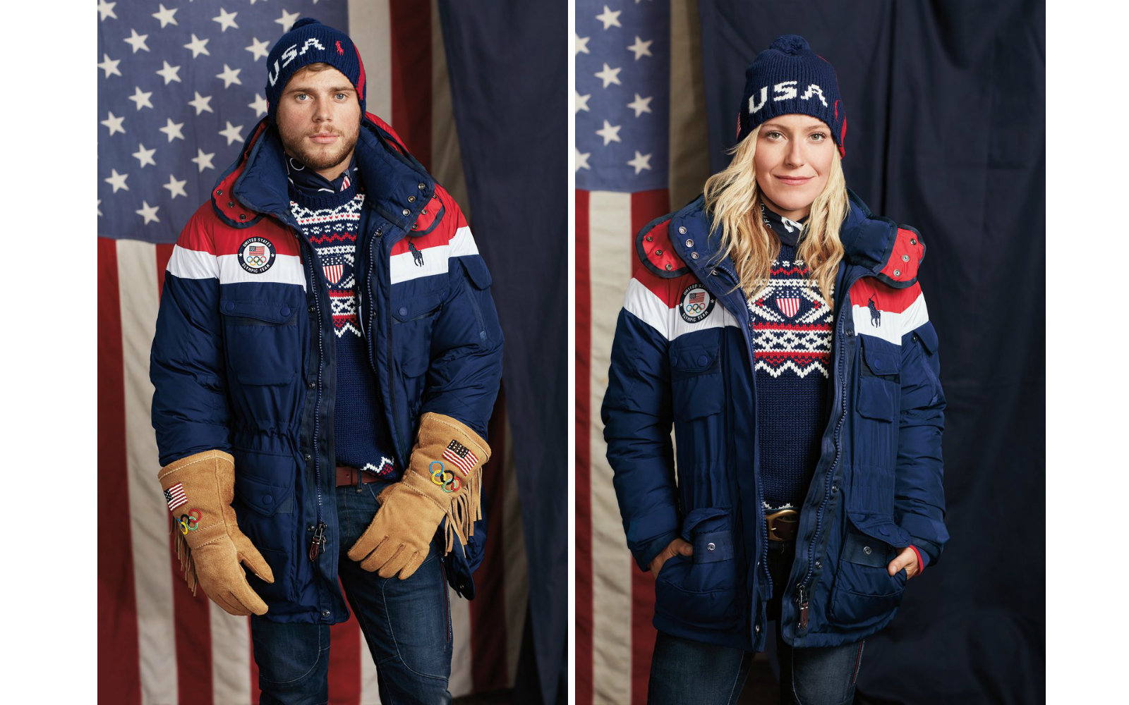 Ralph Lauren Made Self-heating Jackets for Team USA \u2014 and You Can Get One  Too