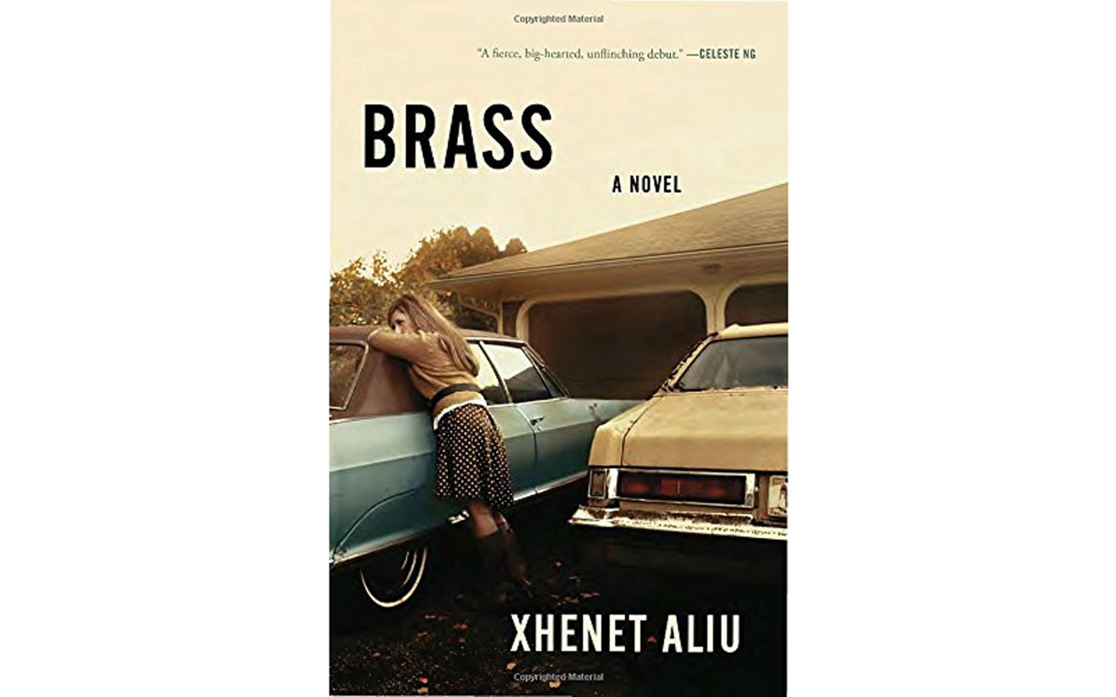 'Brass' by Xhenet Aliu
