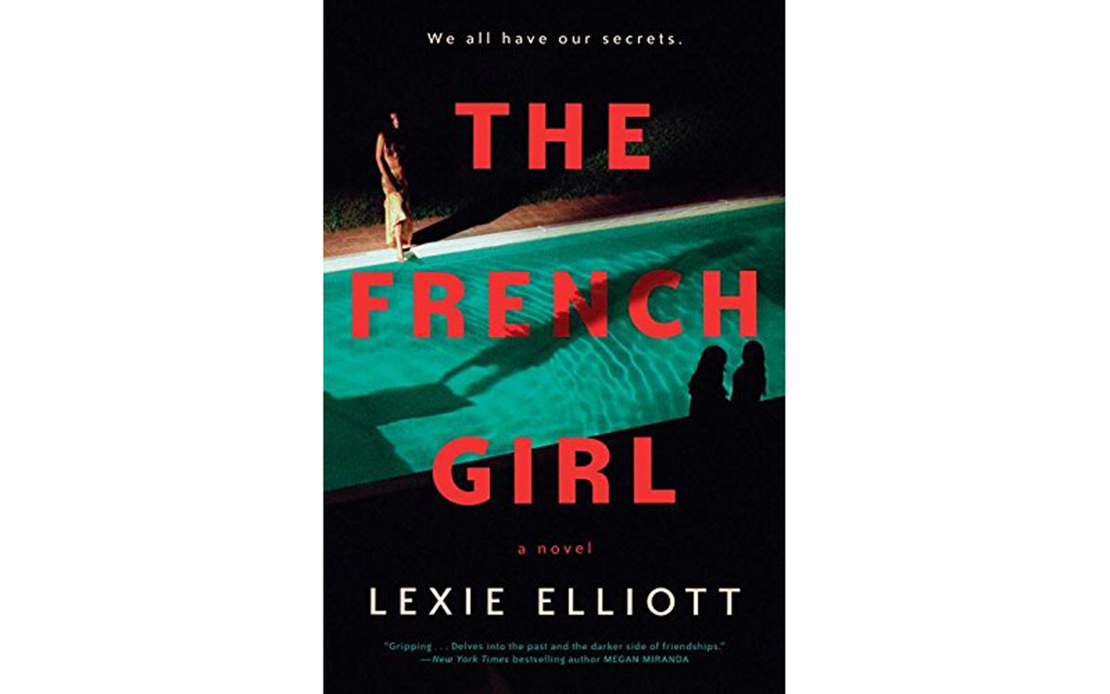 'The French Girl' by Lexie Elliott