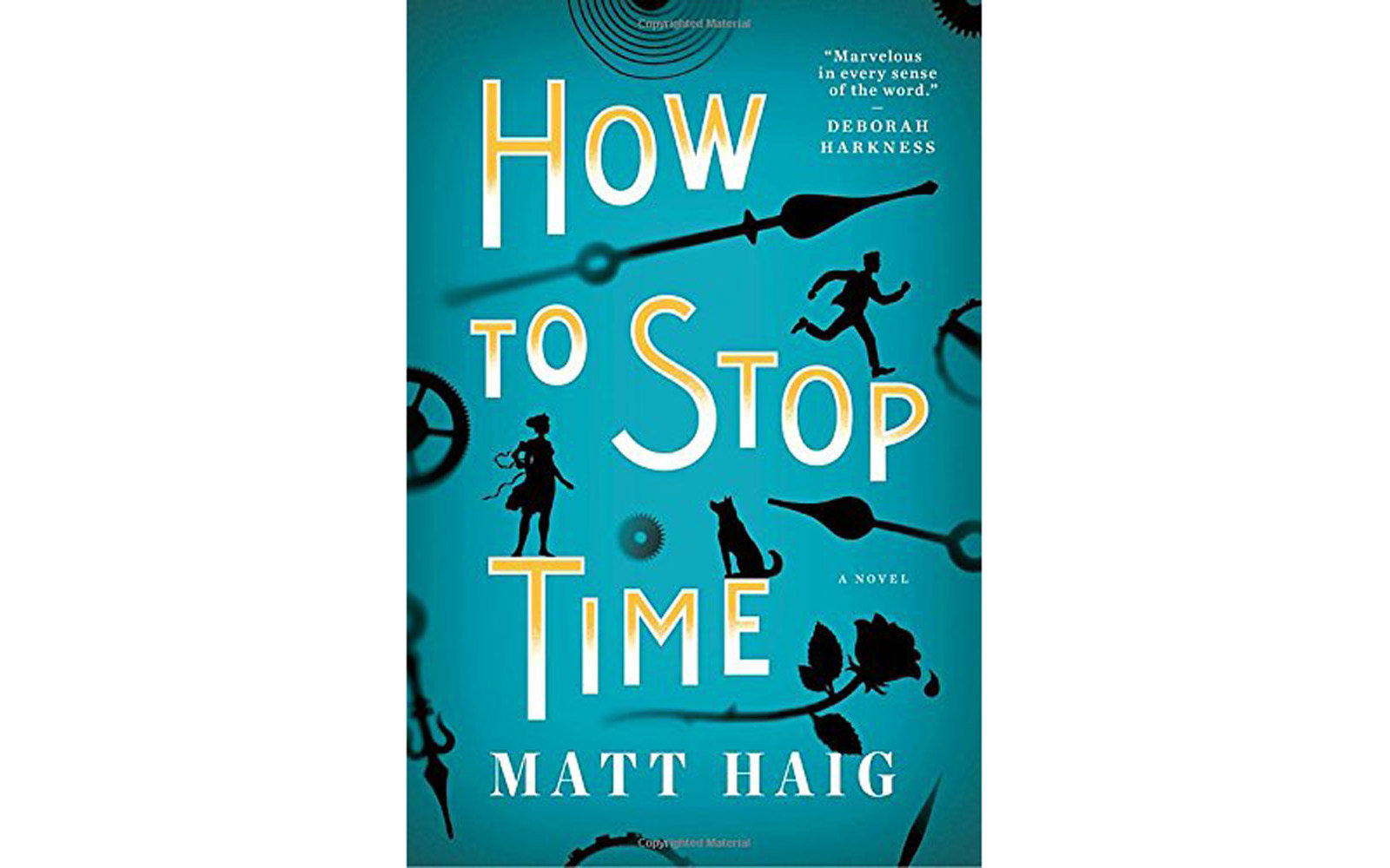 'How to Stop Time' by Matt Haig