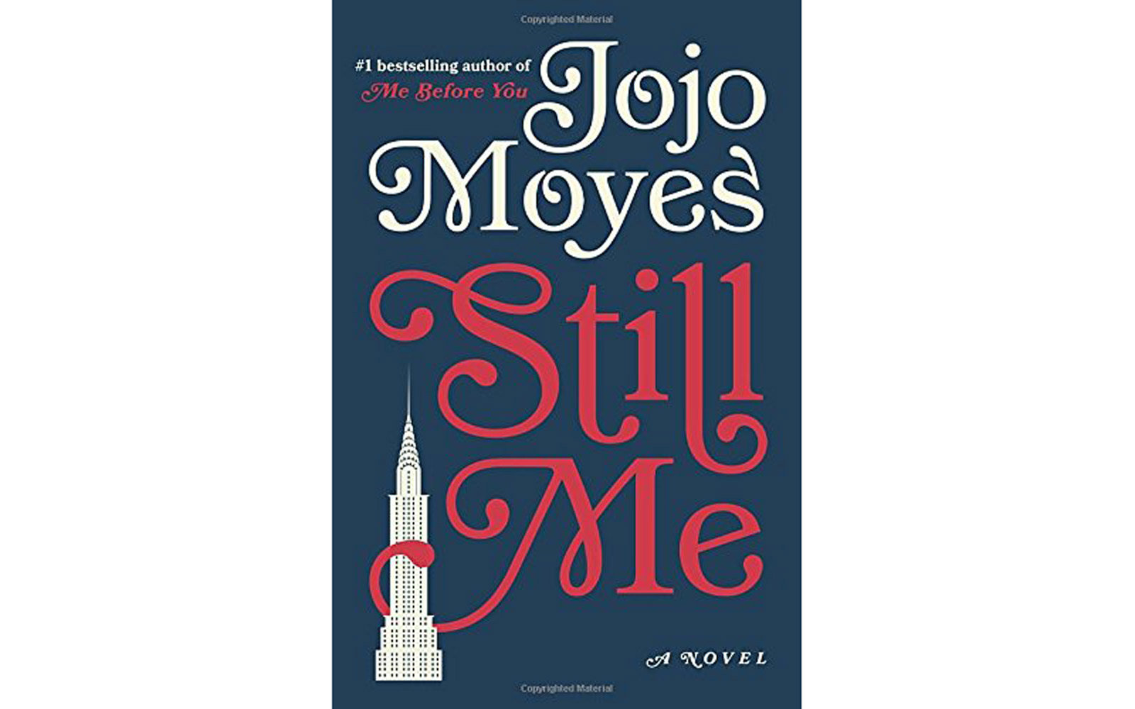 'Still Me' by Jojo Moyes