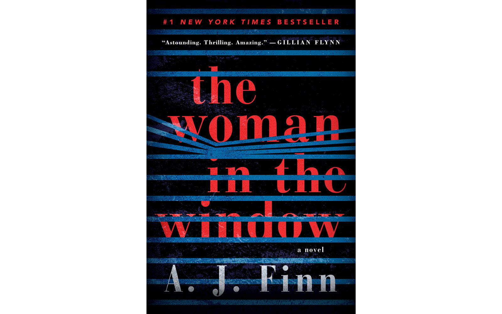 'The Woman in the Window' by A. J. Finn