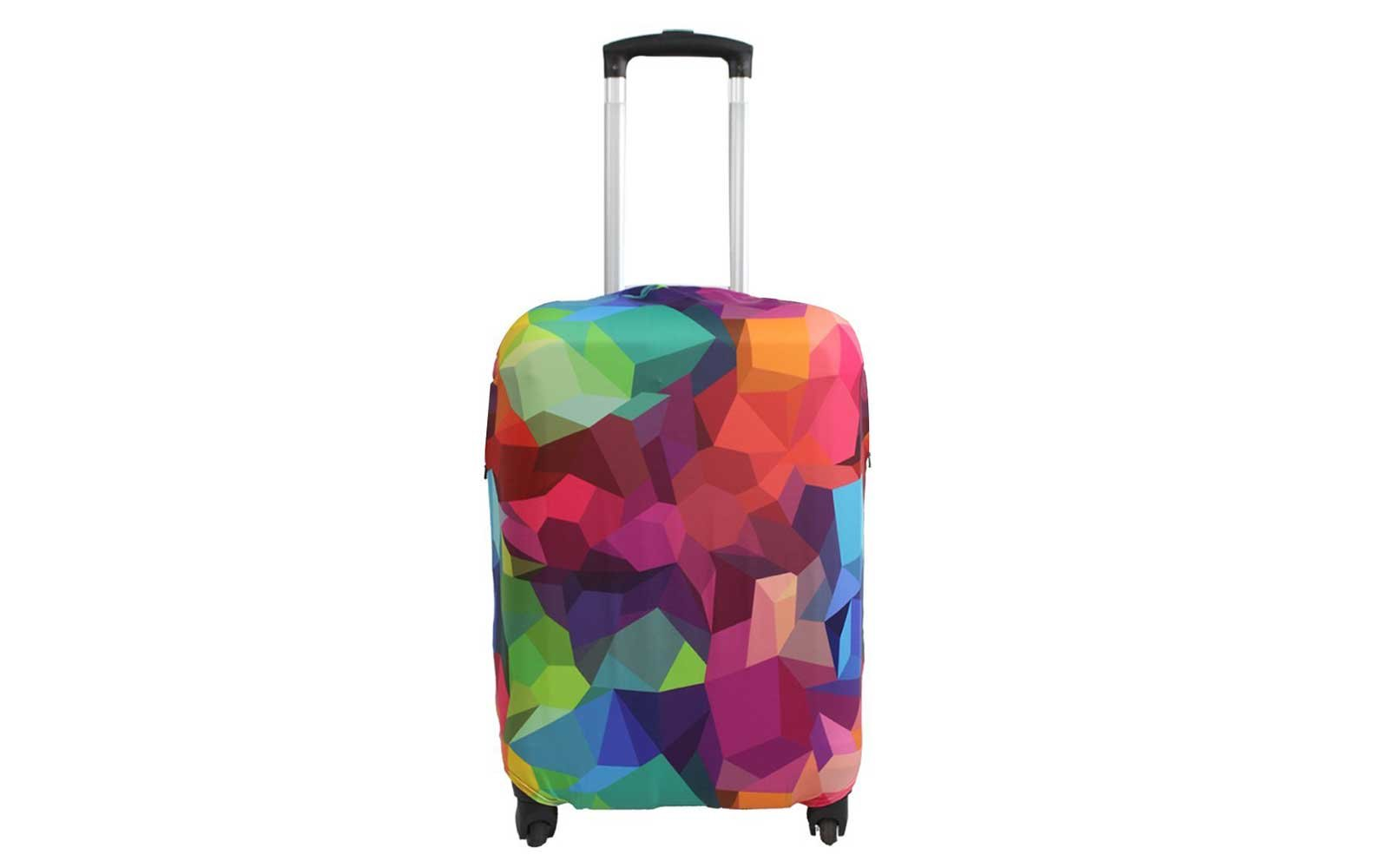 Colorful Luggage Covers