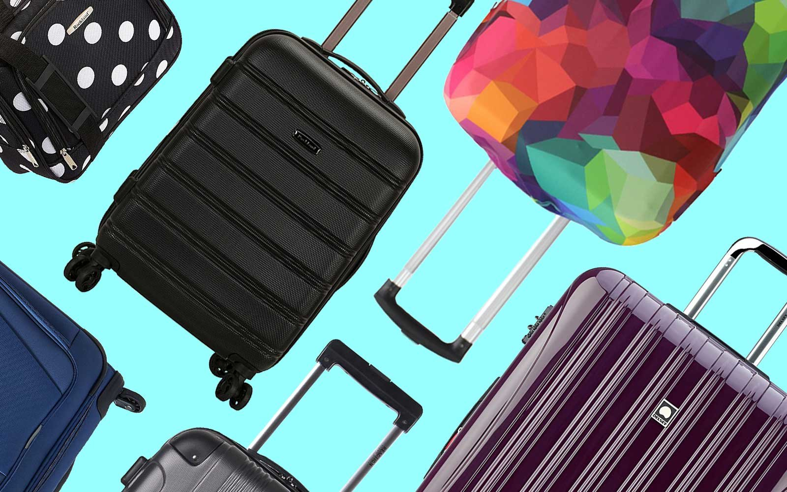Luggage on sale on Amazon