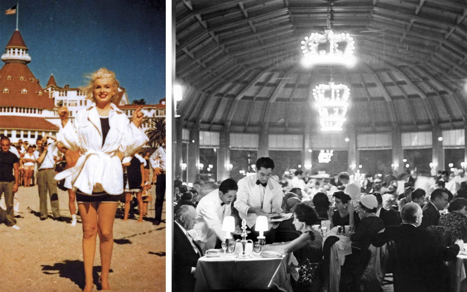 Inside the San Diego Hotel That's Hosted Marilyn Monroe, Oprah — and a Resident Ghost