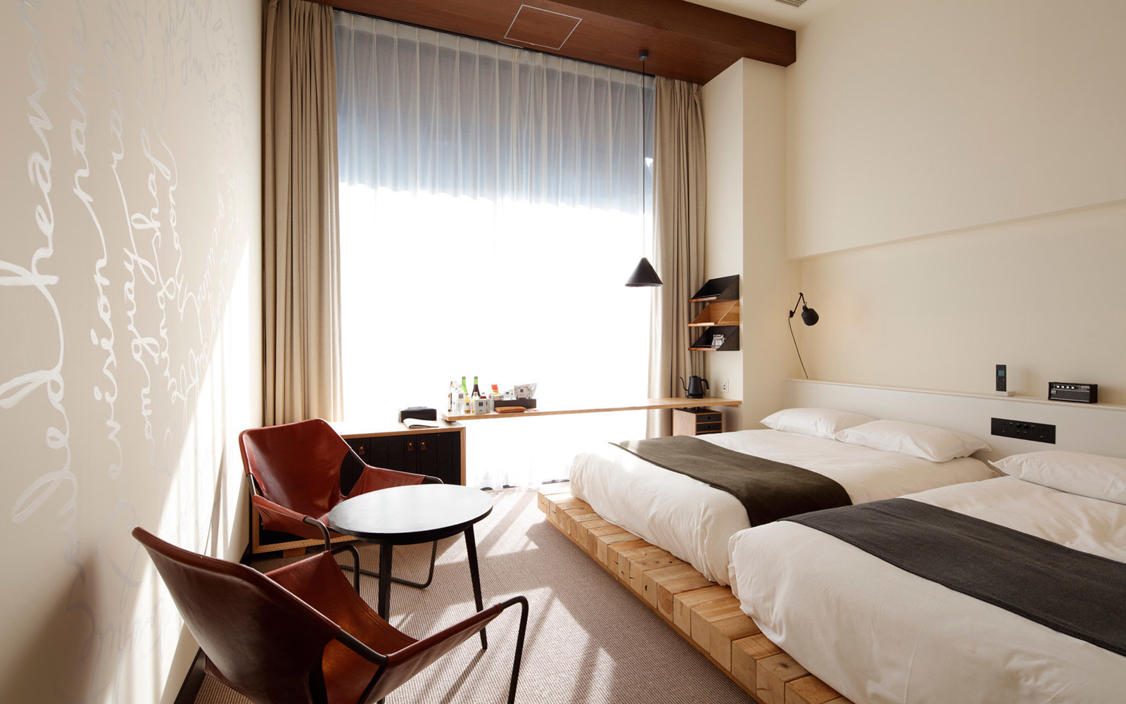 The best new hotels in the world it list 2018 travel for Design hotel tokyo