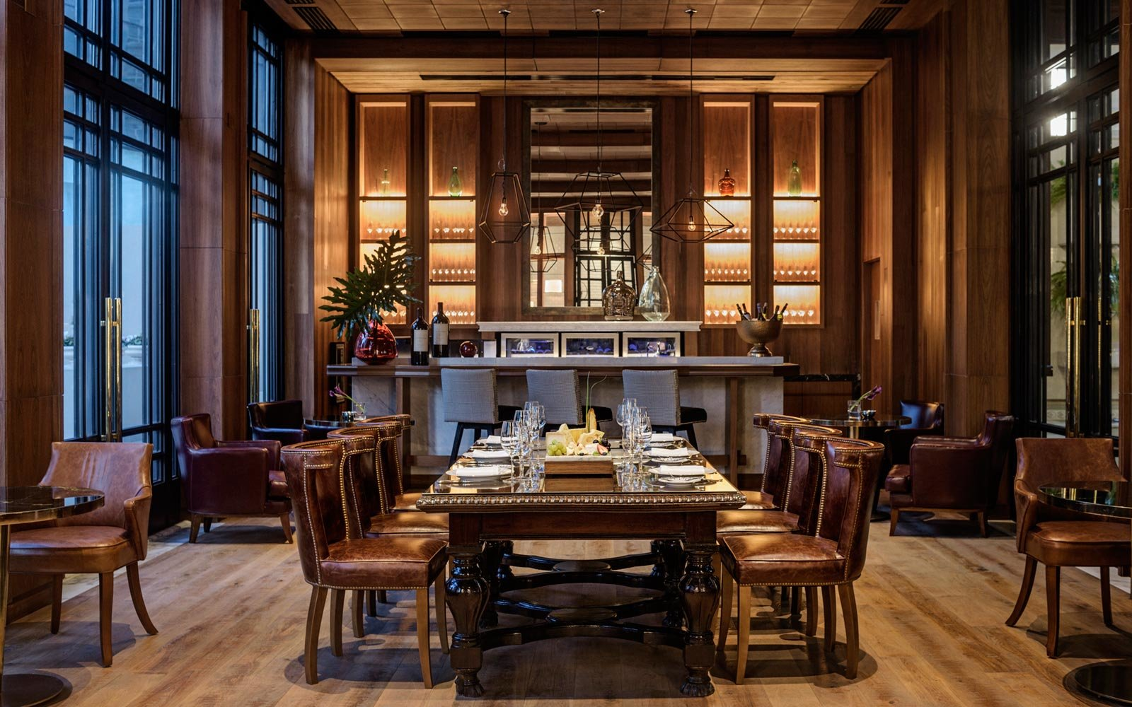 The Best New Hotels In World It List 2018 Travel Leisure Dont Miss Other Custom Furniture And Circuit Art Projects Alvear Icon Hotel