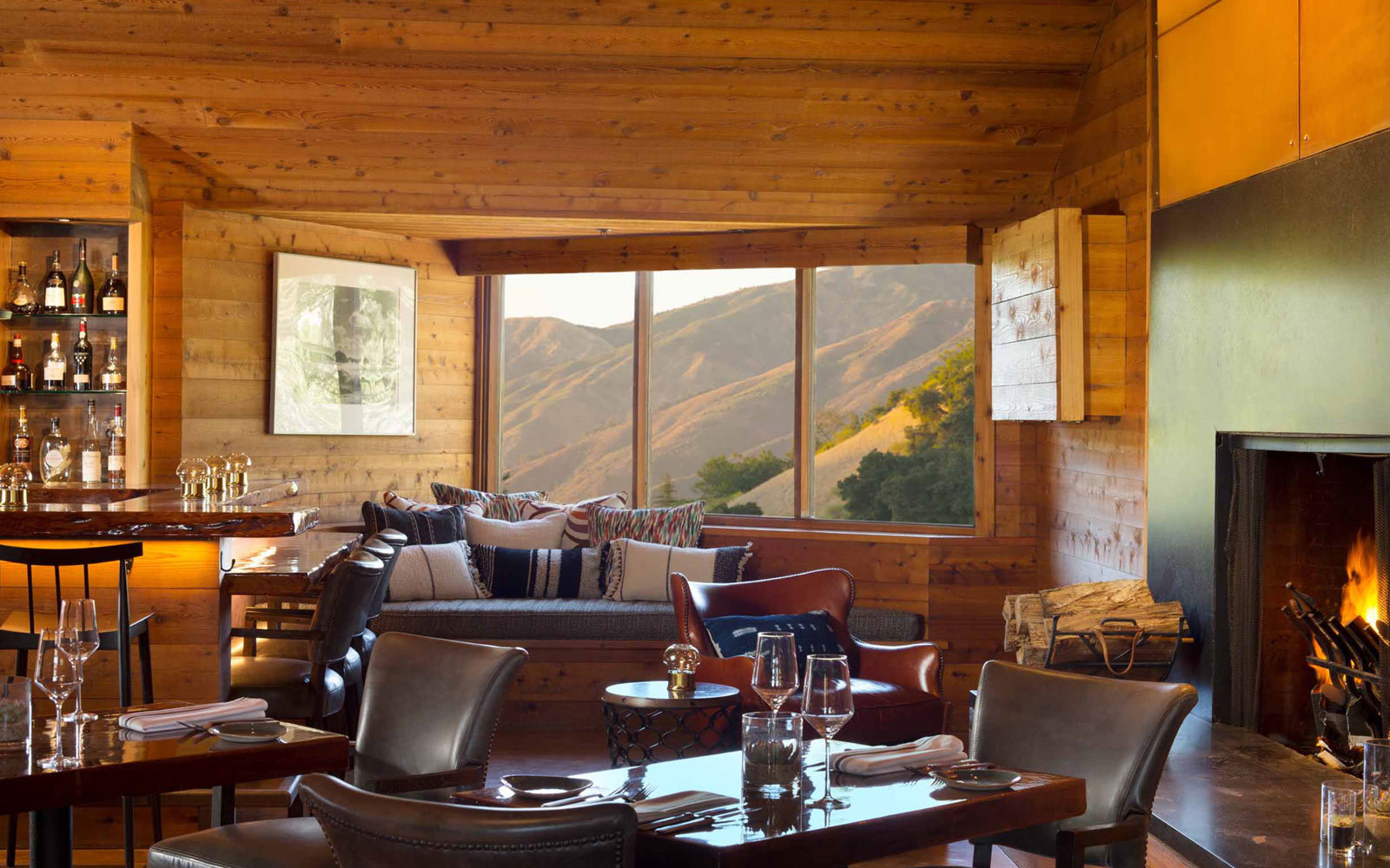 stylist and luxury sir la table. Ventana Big Sur The Best New Hotels in the World  It List 2018 Travel Leisure