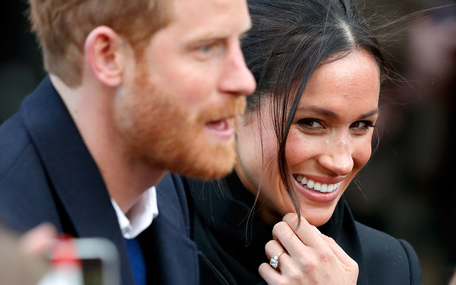 Meghan Markle changes script to speak at her royal wedding
