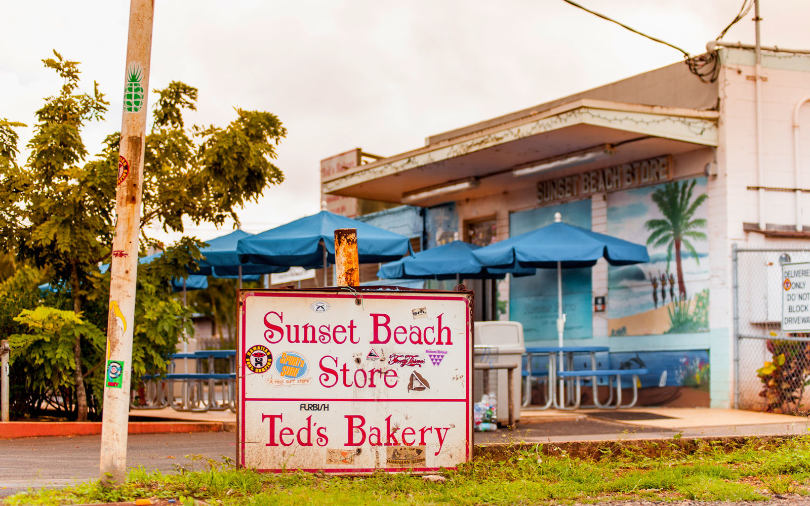 Ted's Bakery in Oahu
