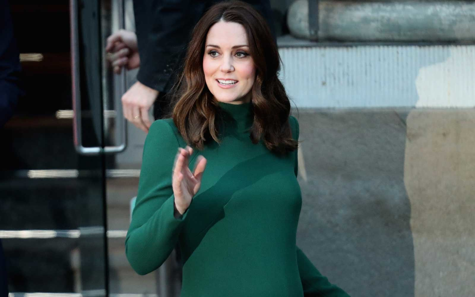 Kate Middleton Challenges Prince William to a Swedish Hockey Shoot-Out
