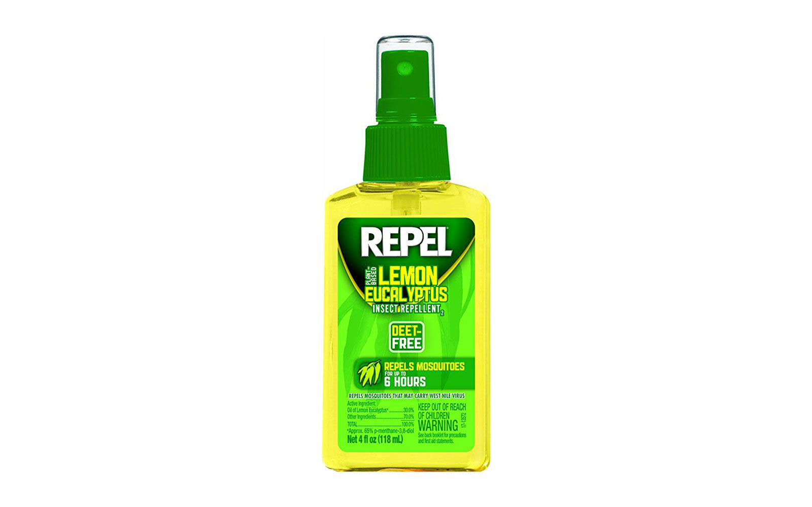 Repel Lemon Eucalyptus spray