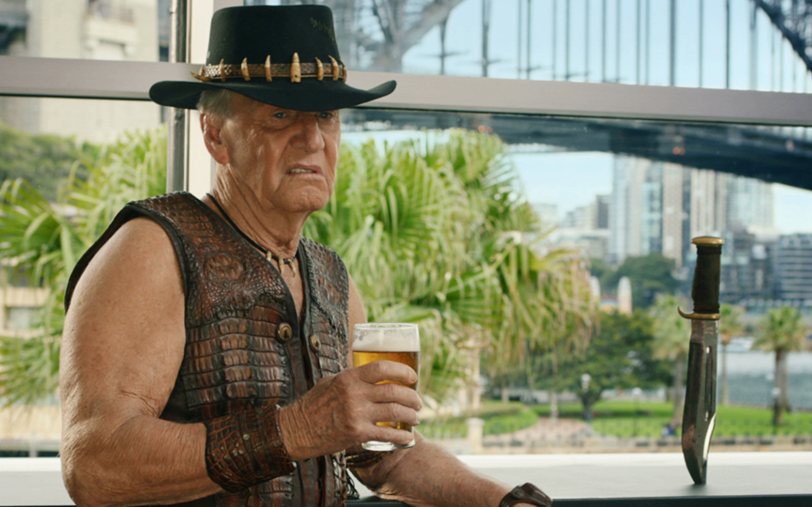 The Crocodile Dundee Super Bowl Ad Is The Best Film That