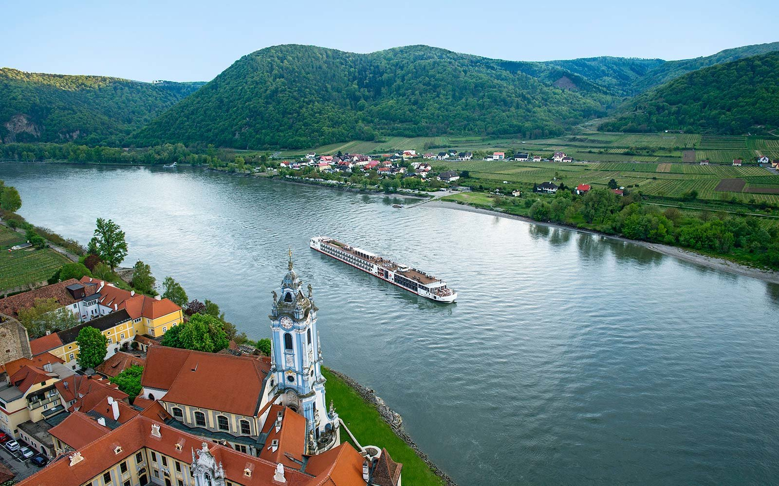 Viking River Cruise Longship Hild