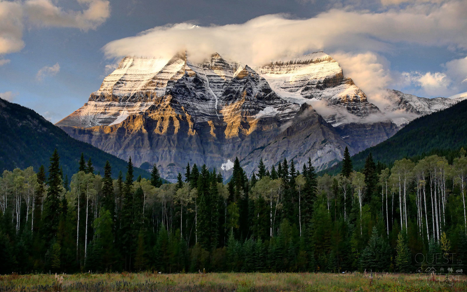 Mount Robson — British Columbia, Canada