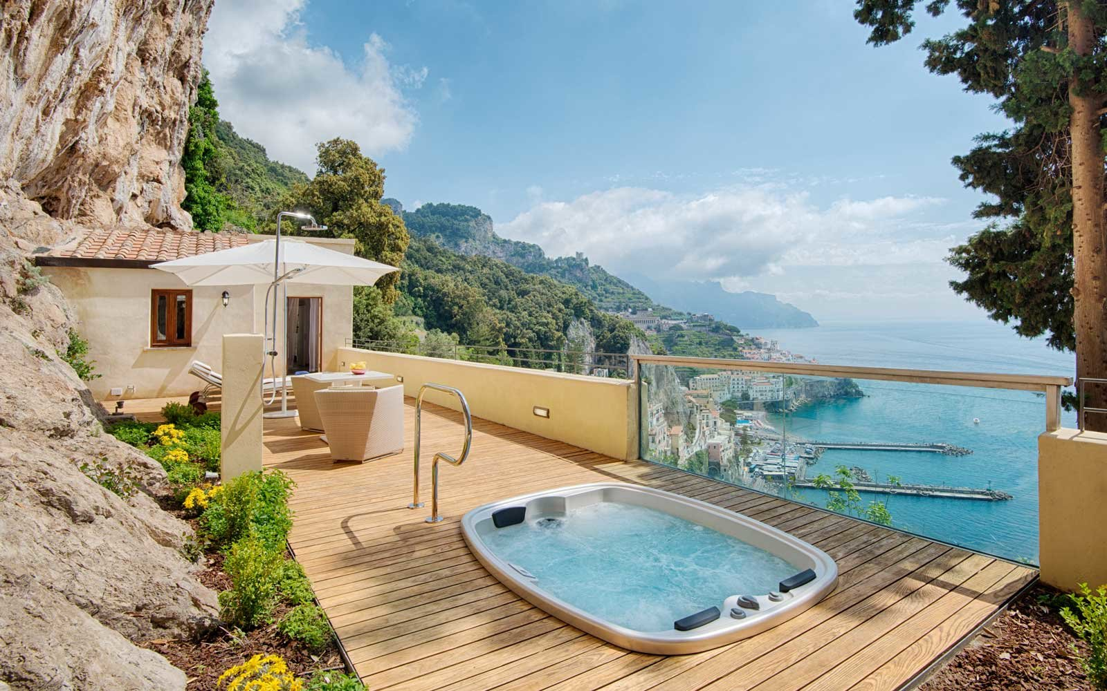 Grand Hotel Convento di Amalfi, and NH Collection property